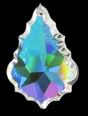 Swarovski Crystal Leaf