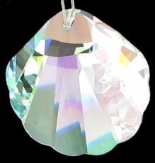 Swarovski Crystal Seashell
