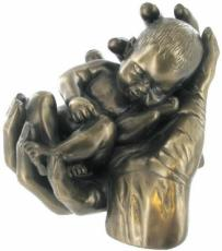 Sweet Dreams Cold Cast Bronze Sculpture by Love Is Blue