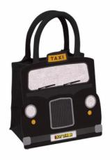 Taxi Jute Bag