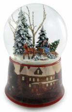 Twinkle Dicken's Family Snowglobe (Tune: Winter Wonderland)