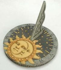 Twinkle Sun and Moon Sun Dial
