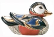 Wild Duck, Families Collection Figurine by De Rosa