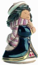 Winter Breezes, Everything Nice Figurine by De Rosa