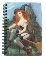 Witch Way Notebook